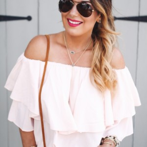 Found the perfect strapless bra for all of those off the shoulder tops and dresses.