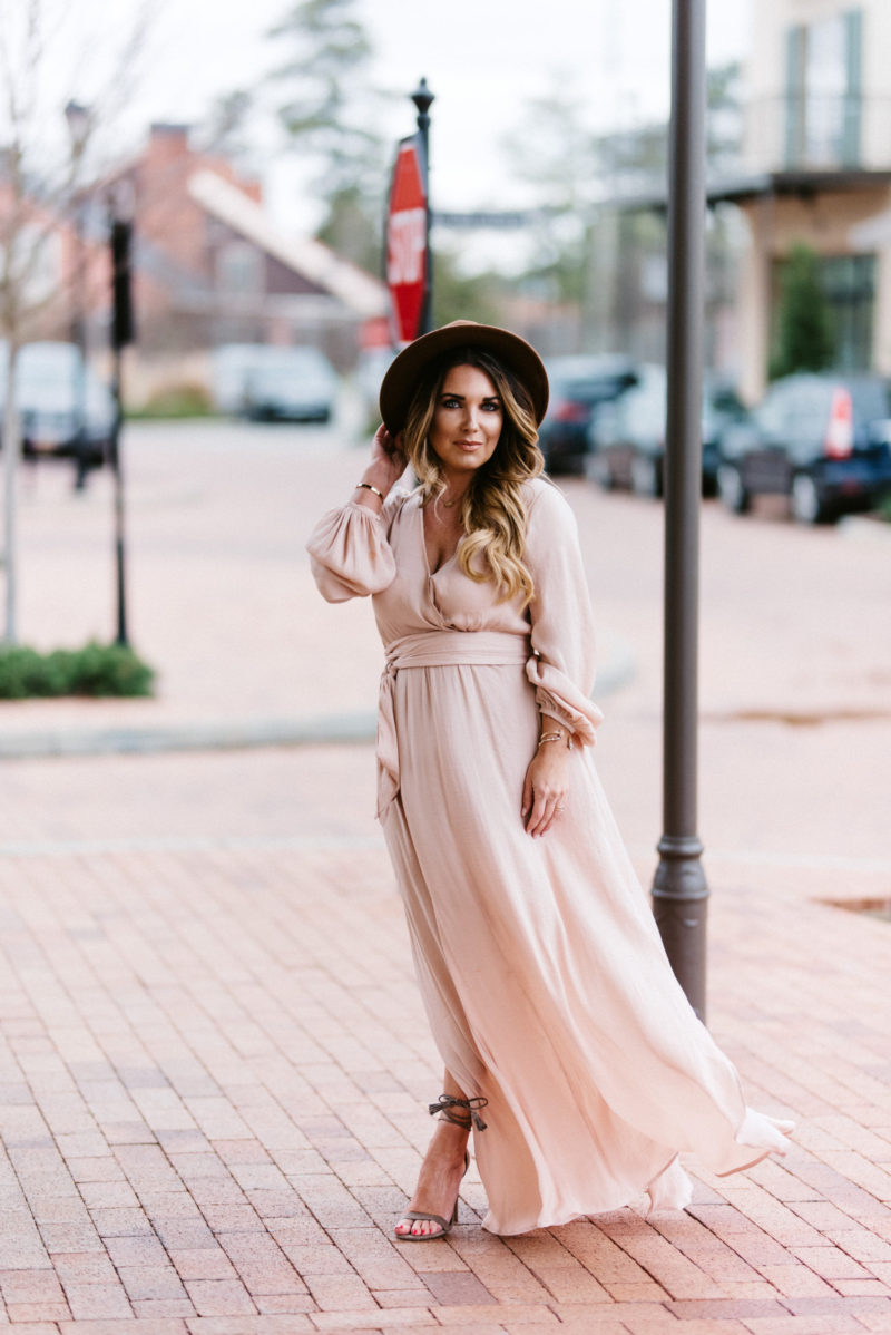 maxi dress for every body type