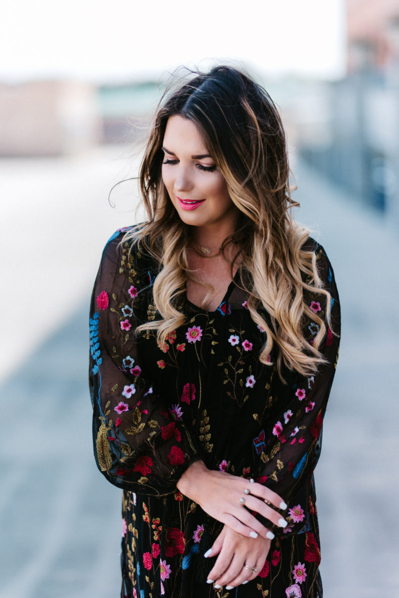 With the weather being perfect, why not rock a sheer embroidered dress!! I've share some of favorites for spring. Read more.