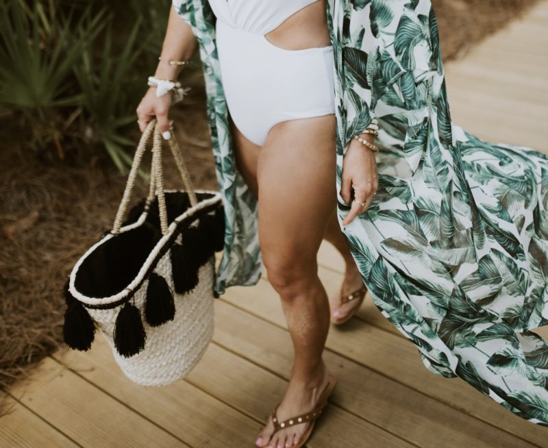 One piece swimsuits will be my go to for this summer. Read more to find out where I found my favorites.