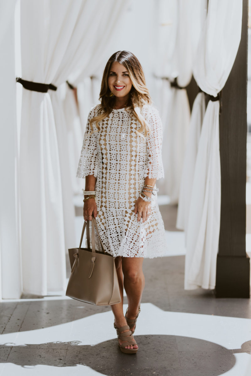 Lace dresses are still on trend. Found some affordable options for all of your spring and summer events. Read more to see my favorites.