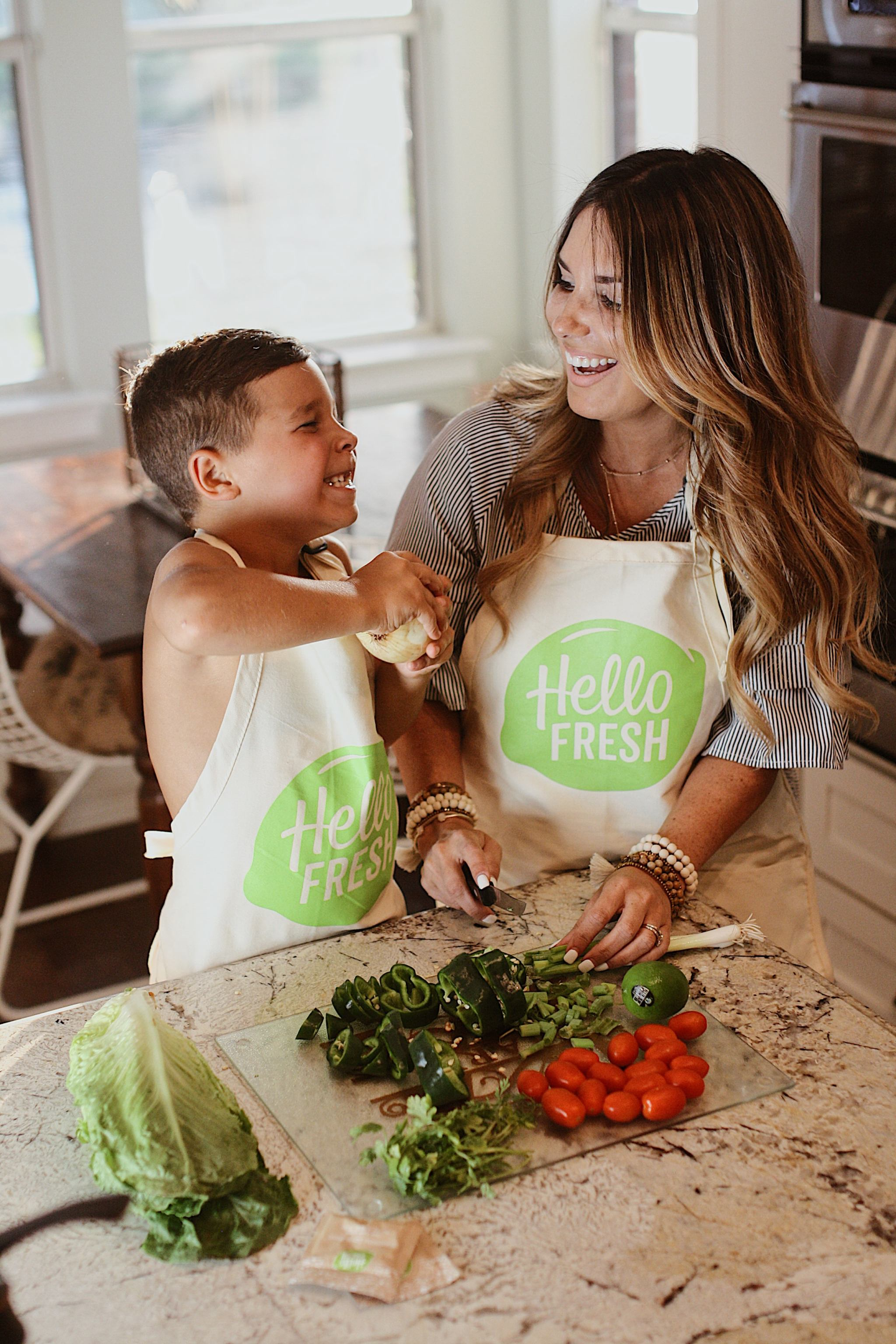 Cooking for the family can be difficult. Hello Fresh makes it so easy for busy moms. Read more to find out how our family loves Hello Fresh.