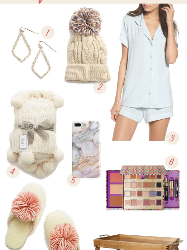 GIFTS THAT SHE WILL LOVE ALL UNDER $55. CHRISTMAS GIFT IDEAS ON THE BLOG.