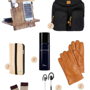 CHRISTMAS GIFT IDEAS FOR THE MEN IN YOUR LIFE. GIFTS FOR UNDER $100.