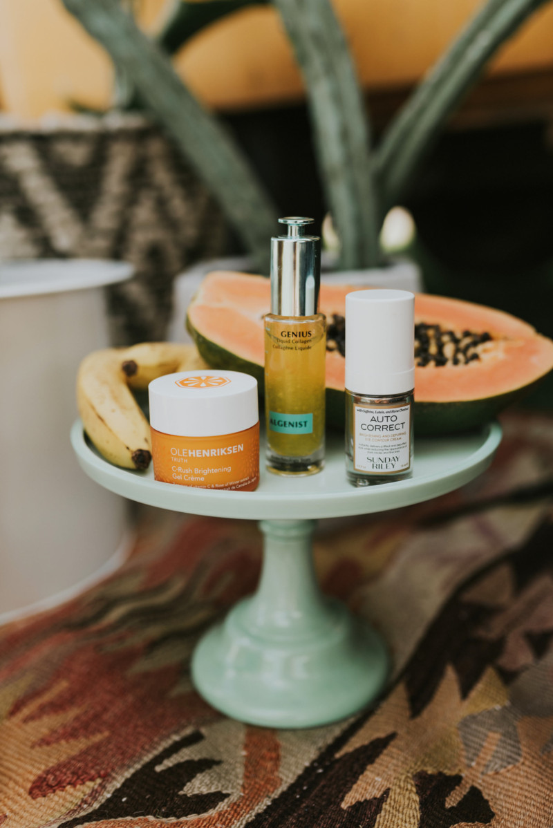 LEARNING ABOUT NEW PRODUCTS THAT HELP ME WITH THE AGONG GRACEFULLY PROCESS. BEST PRODUCTS AT SEPHORA INSIDE JCPENNEY. LEARN MORE ABOUT HEALTHY SKIN ON THE BLOG.