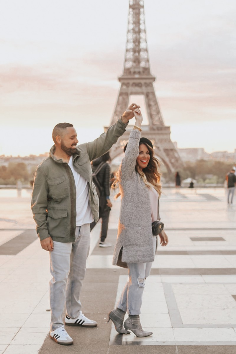 POPS OF VELVET AND MILITARY JACKETS IN PARIS. OLD NAVY HAS ALL OF THE LATEST TRENDS FOR EVERYDAY CASUAL AND FOR TRAVELING TOO.