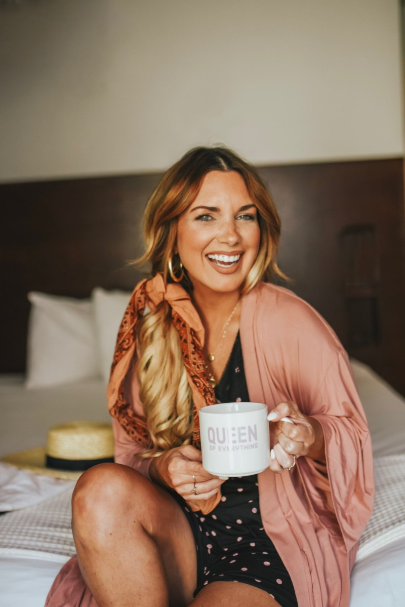 choose to wear clothes that represent my style and that compliments my body which encourages confidence. Soma provides the softest, breathable Cool Nights pajamas and Enbliss bras. Read more on the blog.