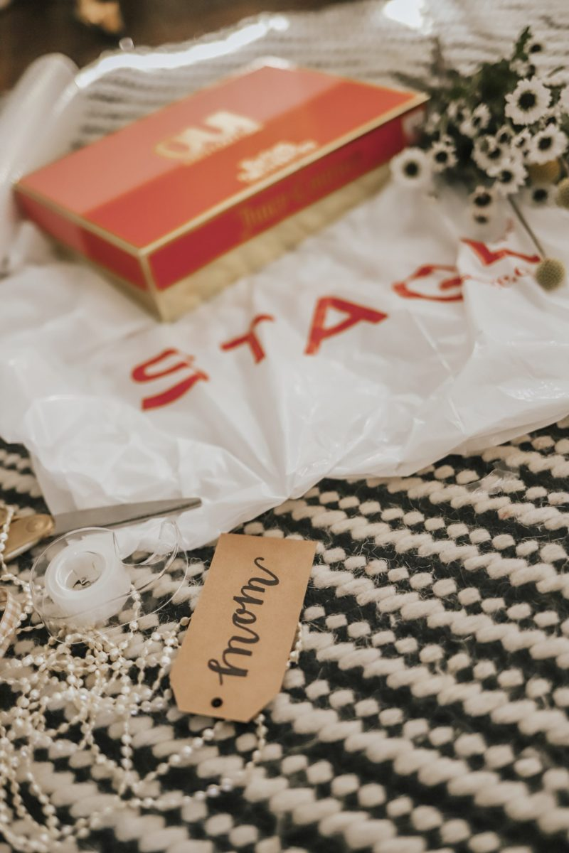 With Mother's Day only days away, I wanted to share a few things that I've learned from my mom. And, I'll let y'all take a peek at one of the gifts that I purchased for her from Stage. CHECK OUT MORE ON THE BLOG.